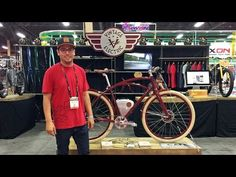 2017 Vintage Electric Bike Updates from Interbike (Cafe, Limited Edition Scrambler)