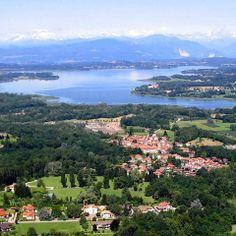 Varese Italy, North of Milan, near Swiss border