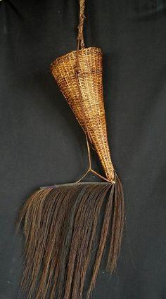 Naga Ceremonial Basket