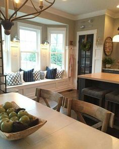1000 Ideas About Dining Room Windows On Pinterest