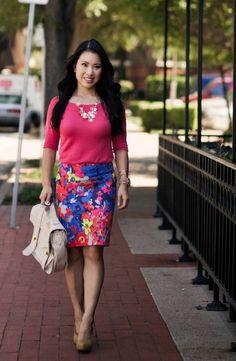 Street style - In Full Bloom (=)