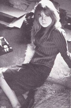 Photo of Jane Asher taken by Mike McCartney at Rembrandt, 1964