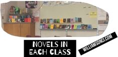 There seem to be many questions lately on the iFLT/NTPRS/CI Teaching Facebook page about what novels to teach for each level and what novels to purchase. Here is what we teach at my high school in...