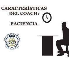 """CARACTERÍSTICAS DEL COACH:  7. PACIENCIA: El tiempo y la paciencia son claves para prevenir que el coach simplemente reaccione: Siempre que sea posible deben evitarse respuestas """"viscerales"""", ya que pueden minar la confianza de su equipo en su habilidad para pensar y reaccionar.  #Coach"""