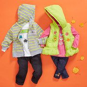 Up to 65% off until 9/16.  Adorable!  Take a look at the Kids Headquarters event on #zulily today!