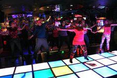 80s dancing