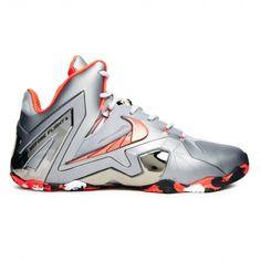 Nike Lebron Xi Elite 642846-001 Sneakers — Sneakers at CrookedTongues.com