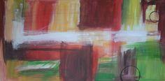 """""""Buscando el equilibrio"""" - Cuadro Abstracto - Feng Shui Painting"""