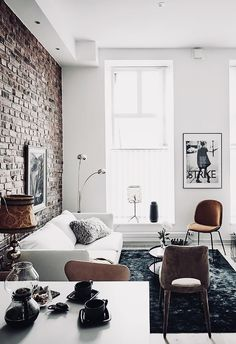 Remarkable interior design ideas for your private space, find more inspirations here! Check more at Rugsociety.eu