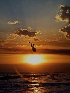 El vuelo hacia el sol