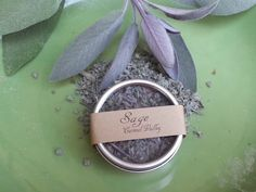 Dried Sage dried herbs natural herbs herbs in by TheGiftedTomato