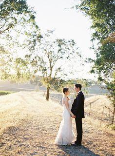 Photography: Jose Villa Photography - josevillaphoto.com  Read More: http://www.stylemepretty.com/2014/03/04/elegant-outdoor-wedding-in-kenwood-california/