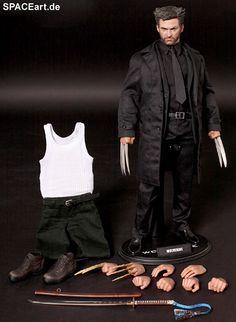 Wolverine - Weg des Kriegers: Wolverine - Deluxe Figur, Fertig-Modell, http://spaceart.de/produkte/wov001.php