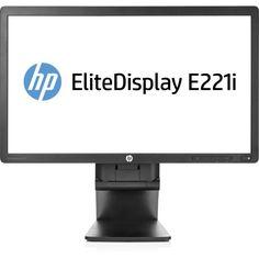 Hp Elitedisplay E221i – Led Monitor – 21.5″ – 1920 X 1080 Fullhd – Ah-Ips – 250 Cd/M2 – 1000:1 -…