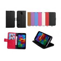 #Mobil plånboksfodral Samsung Galaxy S5 i9600 2 kortplatser samt ett sedelfack mycket fin kvalitè #mobiltillbehör #mobil #tillbehör #plånbok #fodral #plånboksfodral