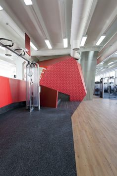 Smena Fitness Club / za bor architects
