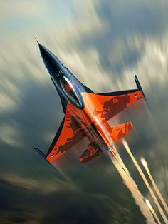 F-16AM Fighting Falcon Netherlands Royal Air Force                              …