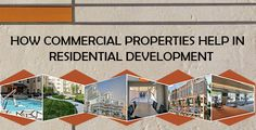 How #Commercial Properties Help In #Residential Development. #TheGalaxyGroup  #GalaxyShoppe #GalaxyNorthAvenueII #LuxuriousResidentia