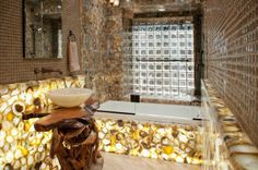 #Semiprecious stone Interior designs