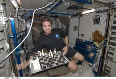 Chess on the ISS