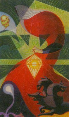 The Hermit - Liber T: Tarot of Stars Eternal