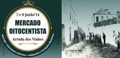 Mercado Oitocentista, um evento de recriação histórica em Arruda Dos VInhos nos dias 7 e 8 de Junho 2014   Escapadelas   #Portugal #ArrudaDosVinhos #Oitocentista #Evento
