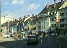 Kapfenberg, Austria, A Quiet Town Main Attraction, Travel Europe, Austria, Maine, Castle, Street View, Building, Buildings, Castles