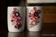 buttons cup#buttons art#buttons craft