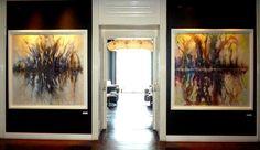 """Exposição """"Color Field-on the Water"""" Farol Design Hotel 2013/2014. Cascais"""