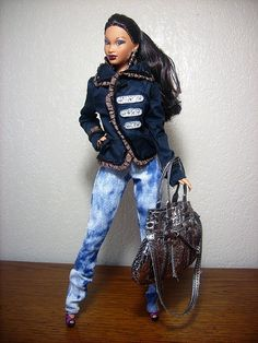(via Snag This Style by tru_fashionista | Fashion Doll Island | Pinterest)