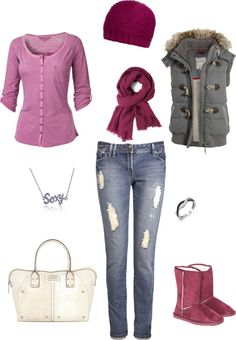 """Winter shopping"" by wendy-lauzier on Polyvore"
