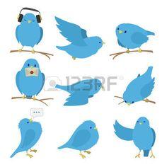Afbeeldingsresultaat voor bluebirds twitter