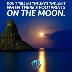 Aim high. Then, aim higher.    #TuesdayMotivation #Motivation