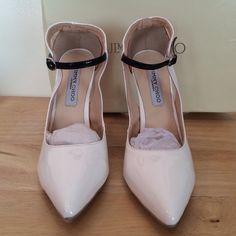 BRAND NEW JIMMY CHOO Brand new never worn Jimmy Choo heals Jimmy Choo Shoes Heels