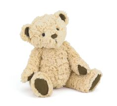 I'm Jellycat Edward Bear Small, a classic bear with scrumptious fluffy beige fur. I am a real cute bear for sure, I'm one very special bear indeed. Small Teddy Bears, Jellycat, String Bag, Cute Bears, Little Ones, Children, Stuffed Animals, Stuffed Bear, Plush Animals