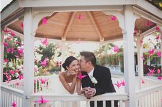 Gazebo Weddings and Beyond | Chesterfield Fence & Deck