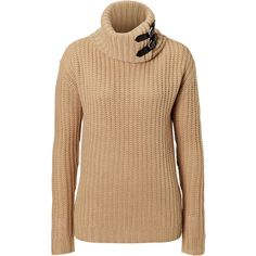 Ralph Lauren Black Label Cashmere Turtleneck Pullover ($450) ❤ liked on Polyvore featuring tops, sweaters, jumpers, pullover, camel, camel sweater, cashmere turtleneck, long sleeve sweater, cashmere sweater and beige sweater