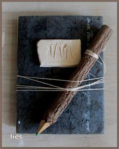 kalligrafie, letters in stone