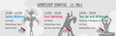 groupfit Schatzbogen 62 - Workshop Sonntag - 15. März 2015
