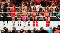 Raw 9/23/13: 10-Diva Tag Team Match