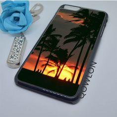 Sunset Beach Palm iPhone 6 Plus | 6S Plus Case