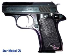 Also called the starlet .25 acp