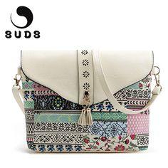 b9404d2a1f57 40% СКИДКА|Пены с модным принтом Для женщин сумки через плечо сумка  мессенджер маленький цветочный высокое качество сумки на плечо для Для  женщин 2018 ...