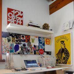 Creative workstation 2 - Art & Craft Creative Room Ideas and other Creative Design Workplaces Creative Home Idea . Com
