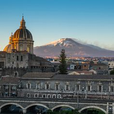 Francesco Platania Catania, Active Volcano, Fantasy Story, Medieval Fantasy, Palermo, Sicily, Homeland, Mount Rainier, Places To Go