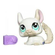 Chinchilla Littlest Pet Shop $1.99 #kids #toys #animal #chinchilla