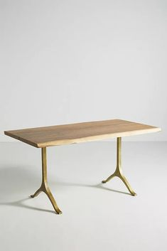 Nemus Dining Table | Anthropologie