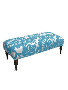 Tufted Bench by Platinum Collection by SF Designs on Gilt Home