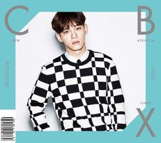 Chen - 170426 'Girls' album contents photo  Credit: Official EXO Japan website.