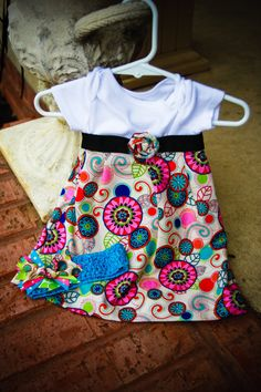 Beautiful little girls outfit
